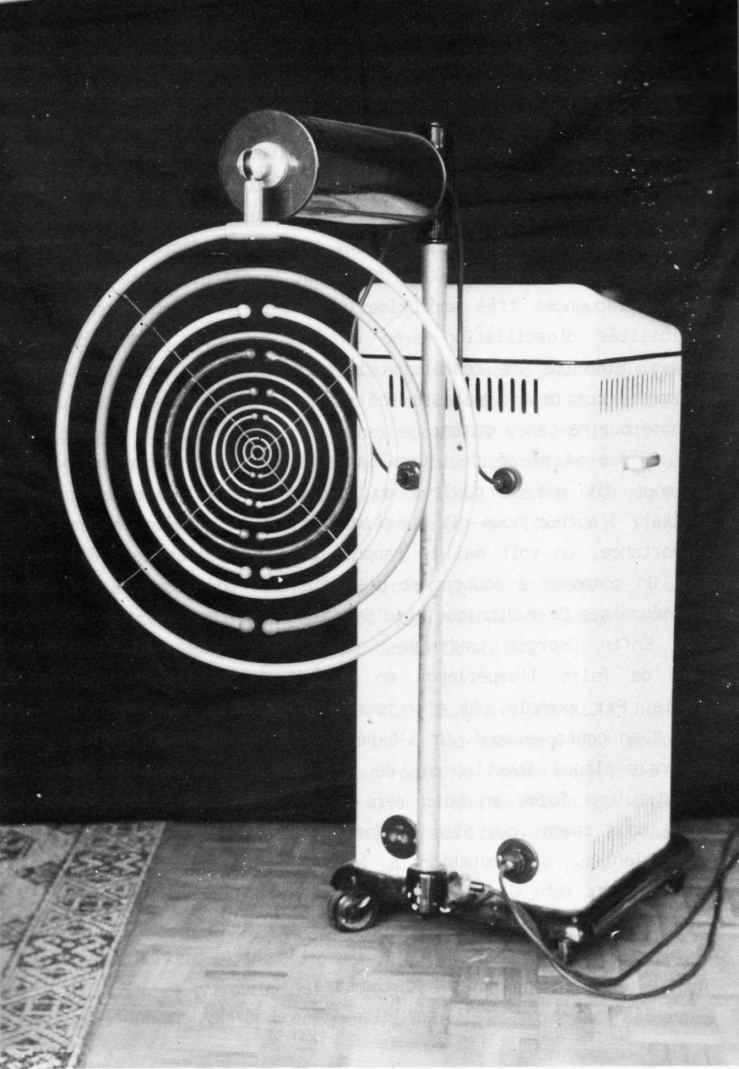 High Voltage Oscillator